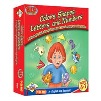 PC Treasures Early Learning Fun: Colors, Shapes, Letters, and Numbers