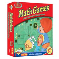 PC Treasures Early Learning Fun: Math Games (PC)