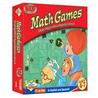 PC Treasures Early Learning Fun: Math Games (PC)