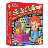 PC Treasures Early Learning Fun: Skills Challenge