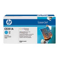 HP 504A LaserJet Cyan Toner Cartridge