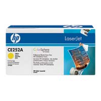 HP 504A LaserJet Yellow Toner Cartridge