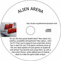 MCTS Alien Arena 2008 (PC)