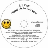 MCTS Art Plus Digital Photo Recovery (PC)