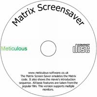 MCTS Matrix Screensaver (PC)