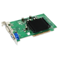 EVGA NVIDIA e-GeForce 6200 512MB DDR2 AGP Video Card