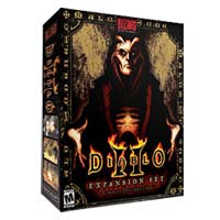 Blizzard Diablo II: Lord of Destruction Expansion (PC / MAC)