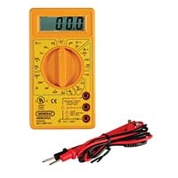 General Tools UL Listed Digital Multimeter