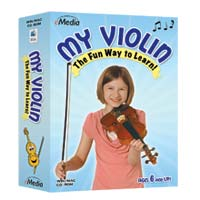eMedia My Violin (PC / Mac)