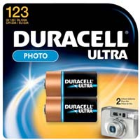 Duracell Ultra Photo Battery Dual Pack
