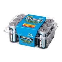Rayovac Alkaline Pro D Battery