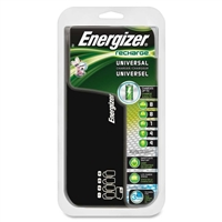 Energizer Family Battery Charger w/ LCD Display