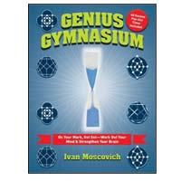 World Publications Genius Gymnasium: On Your Mark, Get Set - Work Out Your Mind & Strengthen Your Brain