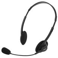 Micro Innovations Stereo Headset with Microphone