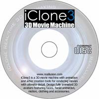 MCTS iClone3 EX 3.1 (PC)