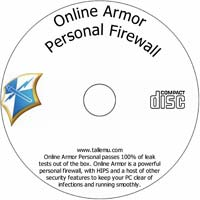 MCTS Online Armor Personal Firewall 3.0.0.190 (PC)