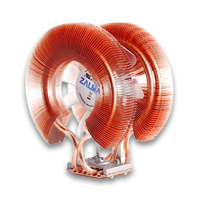 Zalman CNPS9900LED Universal Copper CPU Cooler