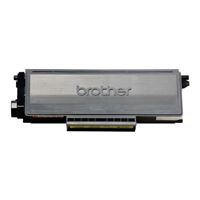 Brother TN650 Black High Yield Toner Cartridge