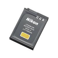 Nikon EN-EL12 Rechargeable Li-ion Battery - 3.7V 1050mAh