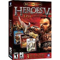 Encore Software Heroes of Might and Magic V: Epic Collection (PC)