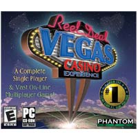Phantom EFX Reel Dealk Vegas Casino Experience JC (PC)