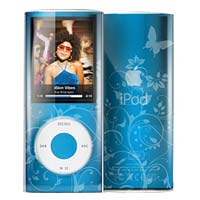 iSkin Inc iPod nano 4G Vibes Case Enchanted