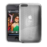 iSkin Inc iSkin TCH2GCR Touch Duo for iPod Touch 2G - Clear