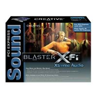 Creative Labs Sound Blaster X-Fi Xtreme Audio
