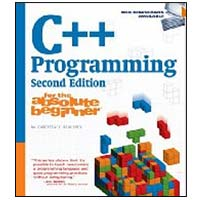 Cengage Learning C++ Programming for the Absolute Beginner, 2nd Edition
