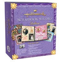 Nova Development Hallmark Scrapbook Studio Deluxe 3.0 (Win)