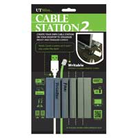 UT Wire Cable Station 2 - Grey