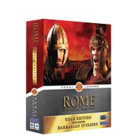Feral Rome Total War Gold Edition (Mac)