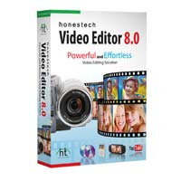 Honest Technology Video Editor 8.0 (PC)