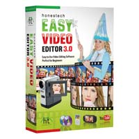 Honest Technology Easy Video Editor 3.0 (PC)