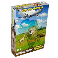 FlightSoft Fly to Africa (PC)