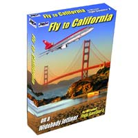 FlightSoft Fly to California (PC)