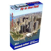 FlightSoft Fly to New York FSX (PC)