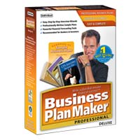 Individual Software Business PlanMaker Professional Deluxe 9 (PC)