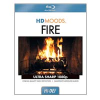 TOPICS Entertainment HD Moods: Fire (Blu-Ray)