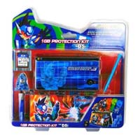 Interworks Unlimited Nintendo DSi Mega Man Star Force Kit