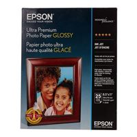 Epson Ultra Premium Photo Paper