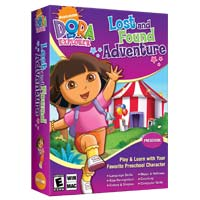 Nova Development Dora the Explorer Lost and Found Adventure (PC / Mac)