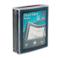 "Avery Flexi-View 1/2"" Binder"