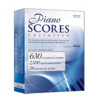 eMedia Piano Scores Unlimited