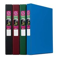 "Avery Durable Binder with 1"" EZ-Turn Gap Free Ring"