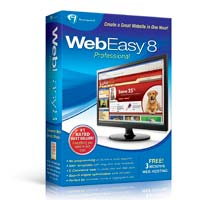 Avanquest WebEasy 8 Professional (PC)