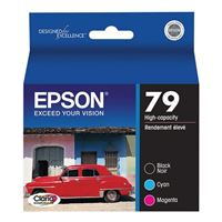 Epson T079920-S Color Ink Cartridge Multipack