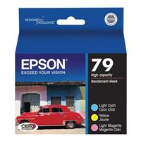 Epson T079921-S Color Ink Cartridge Multipack