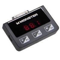 Monster Monster iCarPlay Portable 300 Transmitter for iPod & iPhone