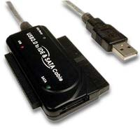 Sabrent USB 2.0 to IDE/SATA Adapter
